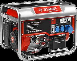 Генератор бензиновый ЗЭСБ-6200-Э серия «МАСТЕР»