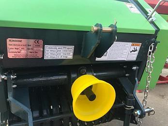 Пресс-подборщик сена и соломы РРR 8050, фото 2