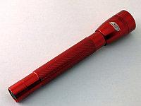 Велосипедный светодиодный фонарь SOLARIS F-5V красный (3110red)