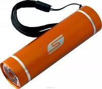 Велосипедный светодиодный фонарь SOLARIS T-5V оранжевый (3109orange)