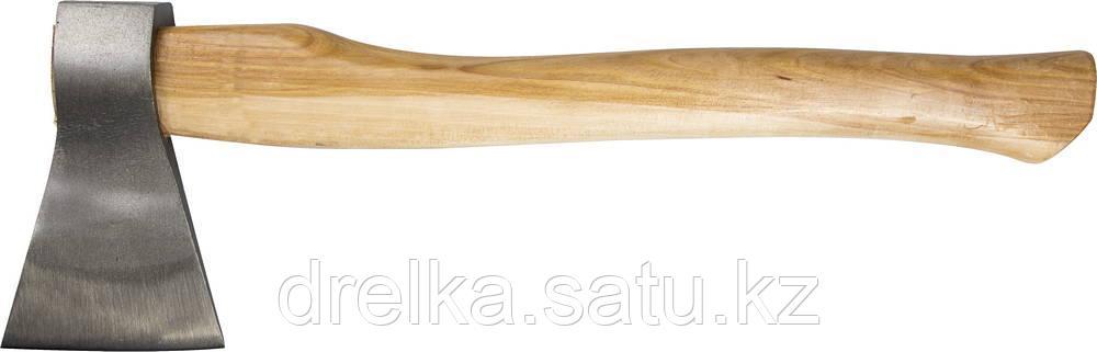 Топор ЗУБР кованый с деревянной рукояткой, 1,3кг (голова-1,0кг)