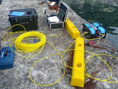 Телеуправляемый необитаемый подводный аппарат