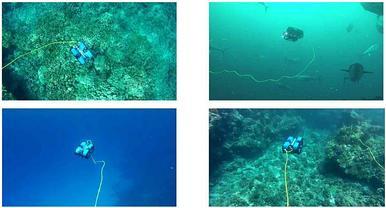 Телеуправляемый необитаемый подводный аппарат, фото 3