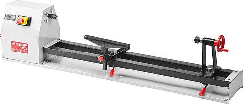 Станок токарный по дереву, ЗУБР ЗСТД-350-1000, 4 скорости, длина 1000 мм, d 350 мм, 350 Вт, фото 2