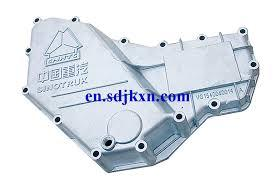 Крышка масляного радиатора   VG1540040014 HW SINOTRUK