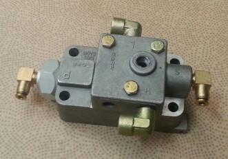 Воздушный клапан кпп переключения повышенной скорости  10 скорость СР1903ЕА010     А5000 2