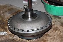 Гидромуфта (гидротрансформатор) КПП грейдер XCMG GR-215(A)