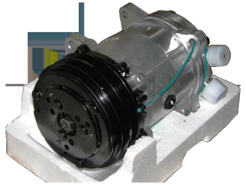 Компрессор кондиционера DY-5H14 (6627) A2 24V/DZ13241824110