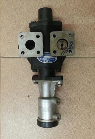 Гидроклапан распределительный насоса подъёма кузова HOWO 0635-2972160