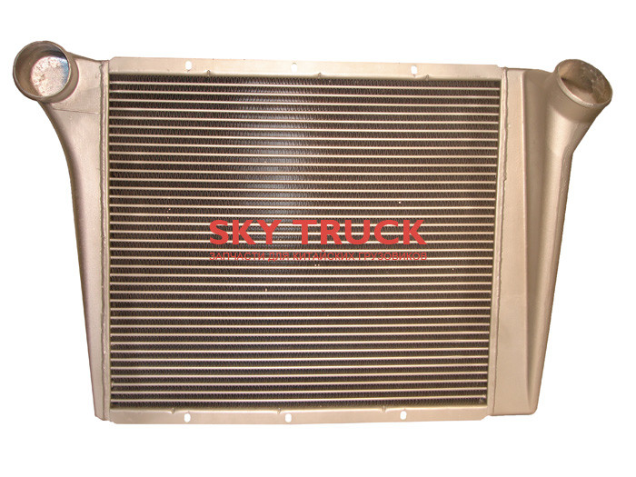 Интеркулер (радиатор интеркулера) Shaanxi DZ9112530269