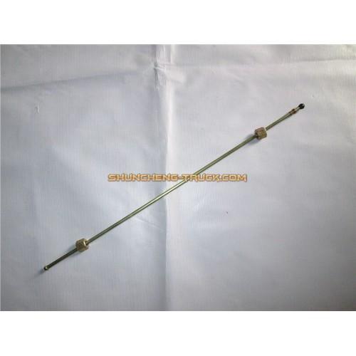 Трубки ТНВД (на форсунки) WD615 Euro II прямая 60 см 2 Большой Наконечник