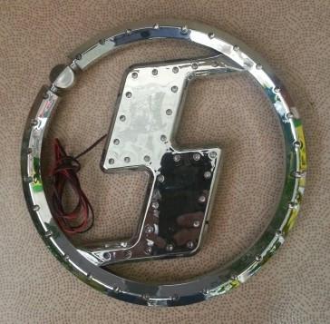 Знак на решетку  DZ1600930003 Shaanxi