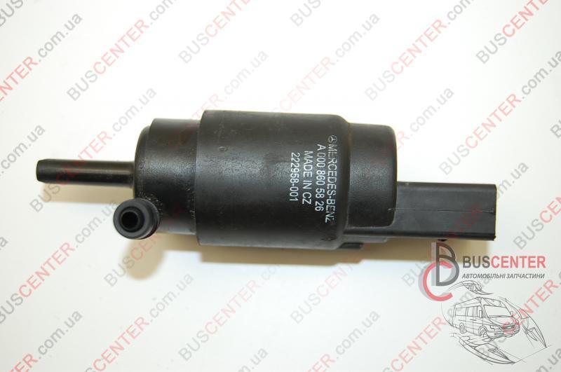 Моторчик омывателя Mercedes  0008605826