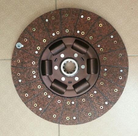 Фередо (диск сципления в сб.)  420Х44.6 усиленный