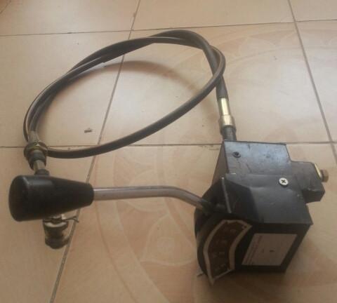 Переключатель скорости с тросом 1.92м XCMG ZL50, LUIGONG 956