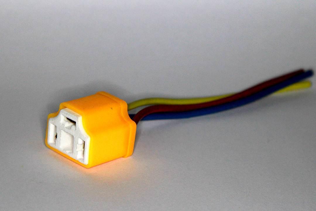 Провод соединительный  керамический, лампы Н4