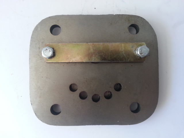 Головка воздушного компрессора D=122
