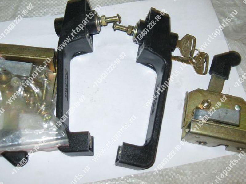 Ручка двери кабины в сб.  801503840  ZL50G (стр.обр.)