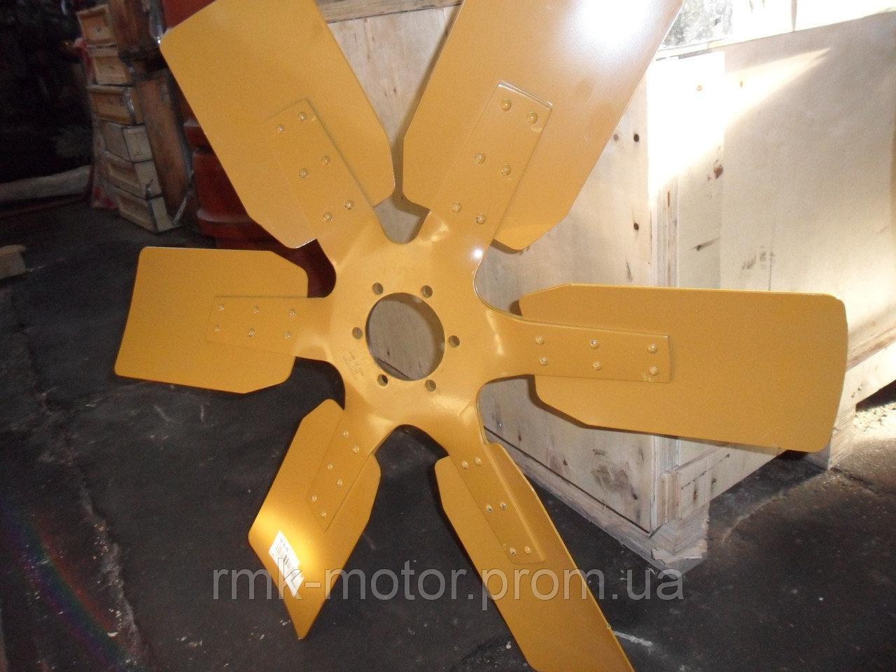Вентилятор, крыльчатка 612600060154 на погрузчик ZL50G
