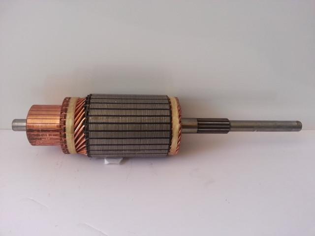 Ротор (якарь) стартера 3Q5 ISKRA