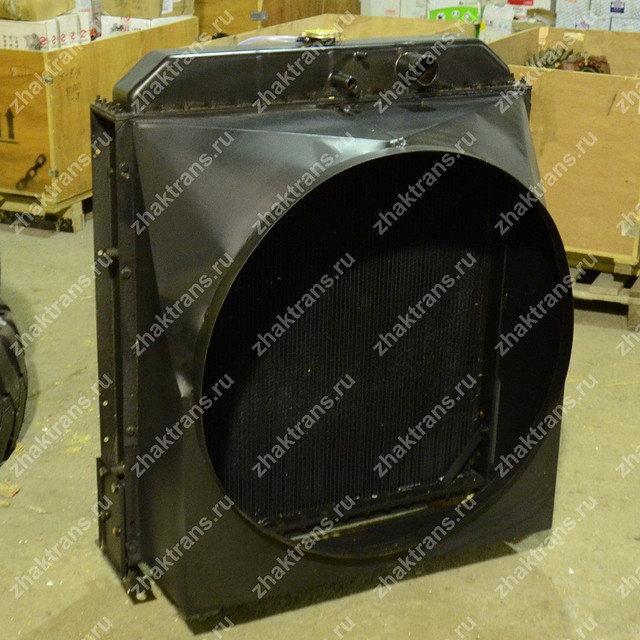 Радиатор системы охлаждения D9-220 Shanghai XCMG LW500F нов.обр.