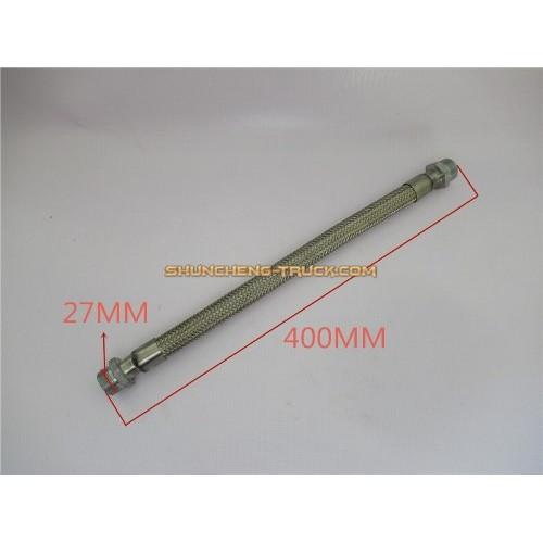 Шланг воздушный компрессора SHAANXI (высокого давления) 27*27