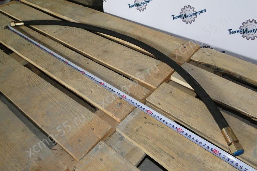 Шланг гидравлический  1,5м (44дм 180-90градус)