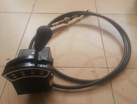 Переключатель скорости с тросом 2,5м XCMG LW521F ZL50G