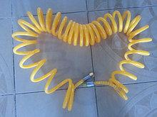 Шланг воздушный витой на полуприцеп (7,5 метров) (хорошо)