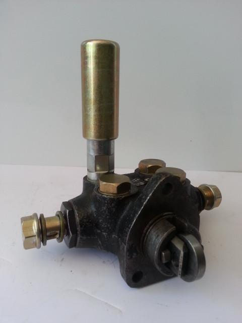 Насос подкачки топлива (ручная подкачка) 612600080338 на двигатель WD615