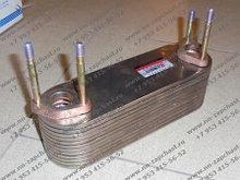 Масляный радиатор (теплообменник) D18-002-30+A Shanghai