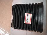 Гофра-труба выхлопная SH L-300 (прямая под хомуты) Shacman  DZ95259540018, фото 2