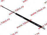 Гофра-труба выхлопная SH L-300 (прямая под хомуты) Shacman  DZ95259540018, фото 3