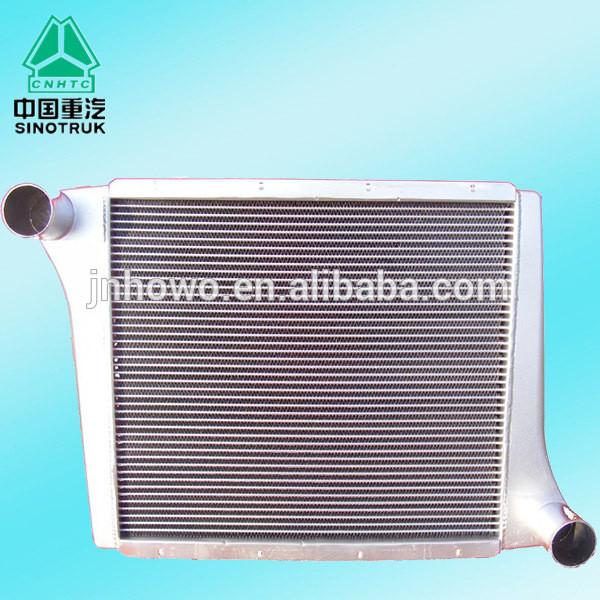 Радиатор системы охлаждения (алюминий) WG9725530011/9 HW