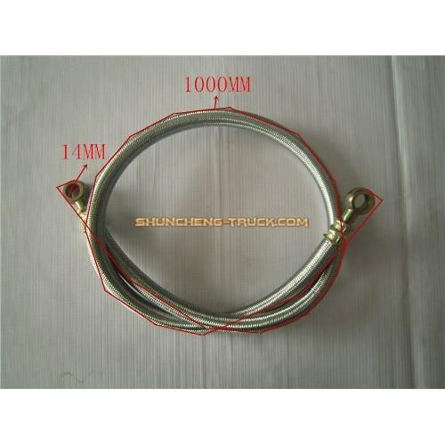 Трубка топливная стальная  14Х1000