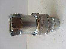 Быстроразъемная соединительная муфта KZE-6-15 M27X1.5