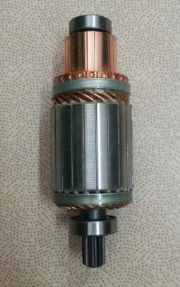 Ротор (якорь) стартера FAW Z = 9 276/275A