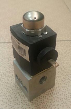 Электропневмоклапан (соленоид) 1 контактный WG9719710003