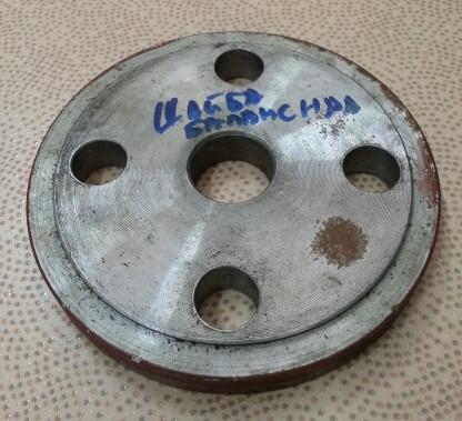 Шайба балансира круглая 5 отверстий Shaanxi/Шанкси AZ9114520188