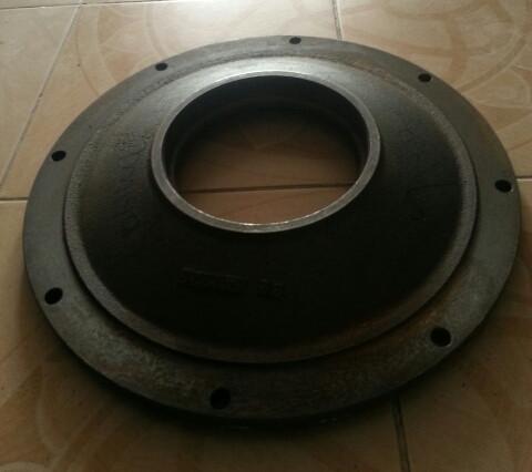 Крышка КПП ZL40.6-33A