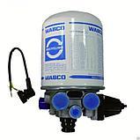 Кронштейн фильтра осушителя Wabco  в сборе Howo WG9100368471, фото 2