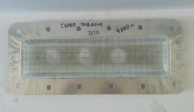 Фильтр (элемент) гидравлический  (сетка поддона) 805300024 XCMG ZL50