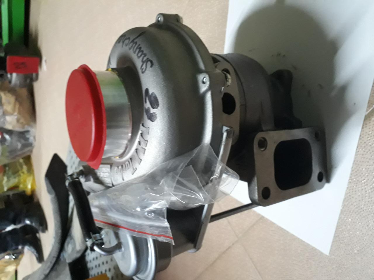 Турбокомпрессор D38-000-74