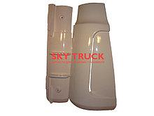 Обтикатель кабины Shaanxi F3000 правый DZ13241870012-белый