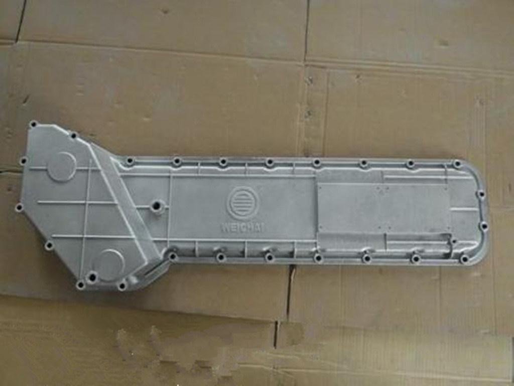 Крышка теплообменника двигателя 614010083B WD615