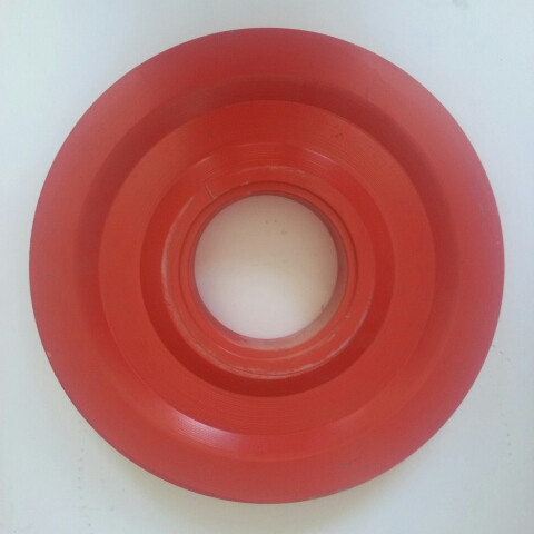 Блок-ролик тросовой  140*410  XCMG QY70
