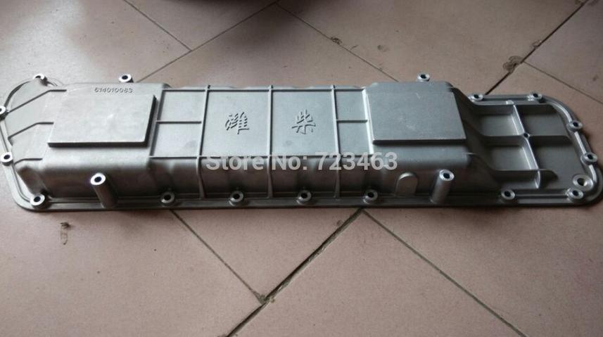 Крышка теплообменника двигателя 614010083 WD615