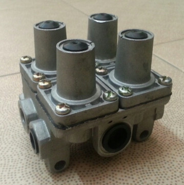 Клапан предохранительный 4-х контурный SH DZ9100360067
