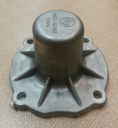 Крышка алюминевая  17376