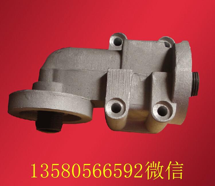 Кронштейн крепления  масляного фильтра 612600070031 Weichai WD615